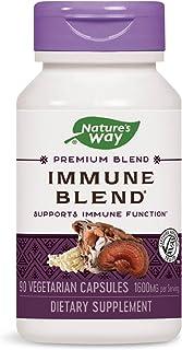 Nature's Way Premium Extract Immune Blend- Supports Immune Function, 90 Vegeterian Capsules