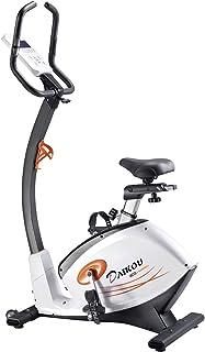 ダイコー(DAIKOU) フィットネスバイク 電動マグネット式 32段階負荷 アップライトバイク 家庭用 DK-8920 【保証期間1年】