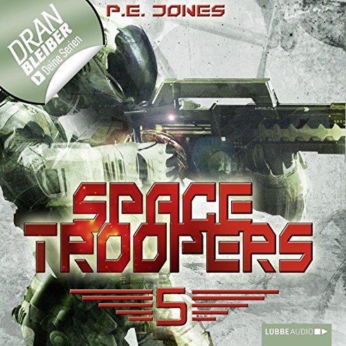 Die Falle (Space Troopers 5) Titelbild