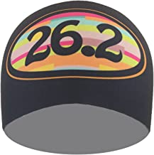 "Bondi Band 26.2 Colorful Strips Moisture Wicking 4"" Headband"