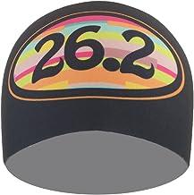 عُصابة رأس بوندي باند 26.2 بشرائط ملونة لامتصاص الرطوبة 10.16 سم