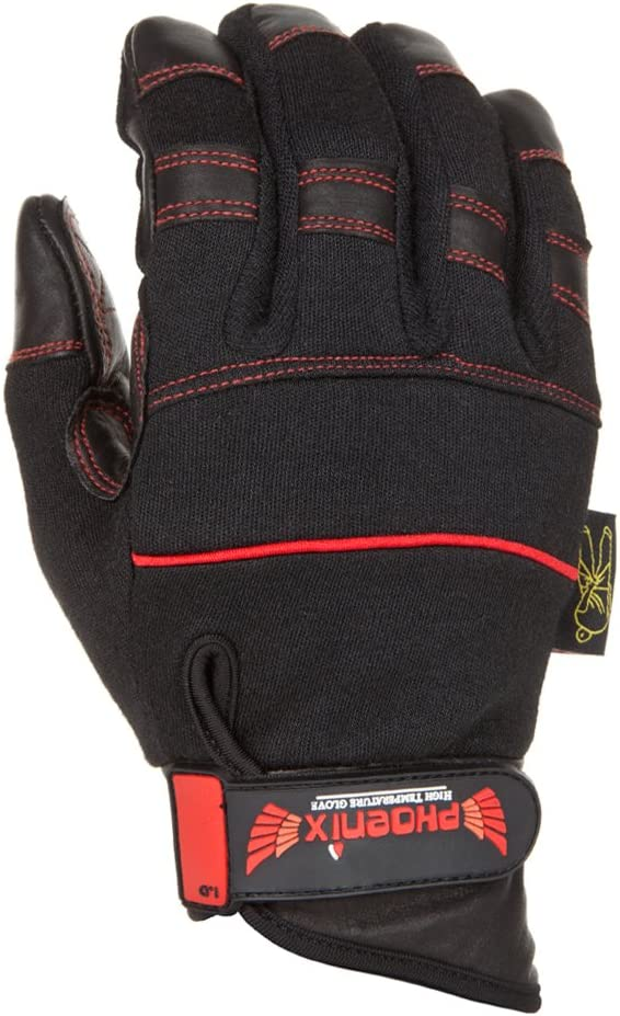 Dirty Rigger Phoenix Extra Glove Resistant Heat Online limited product SEAL limited product Large