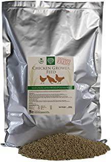 Small Pet Select Garden Goodness Grower Chicken Feed with Pumpkin Seeds (Corn-Free/Soy-Free/Non-GMO)