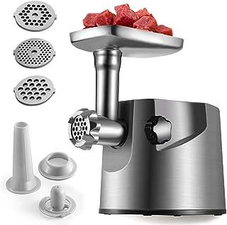 Best motorized meat grinder plans Reviews
