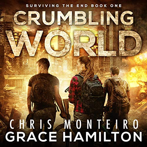 Crumbling World  By  cover art