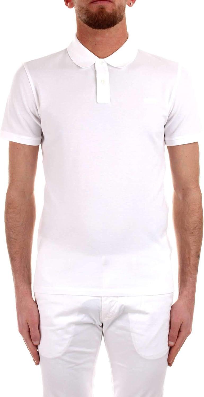 Woolrich Men's WOPOL0526UT14838041 White Cotton Polo Shirt