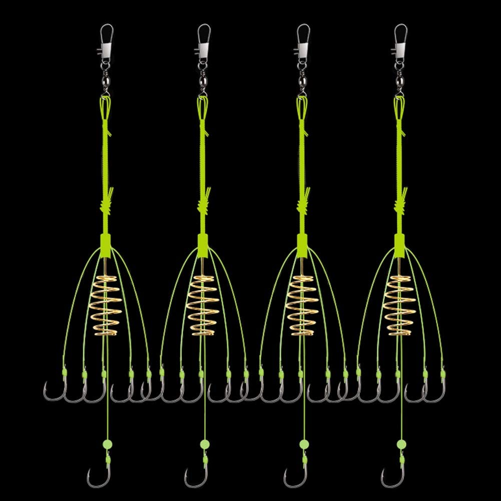 Dyxssm Fishing Feeder National uniform free shipping Carp Car with Spring Hooks Free shipping on posting reviews