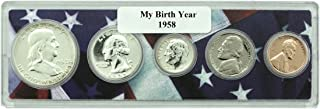1958 uncirculated coin set