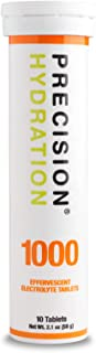 Precision Hydration Lite Electrolyte Drink - Multi Strength Effervescent Hydration Tablets - Combats Cramp - Low Calorie, ...