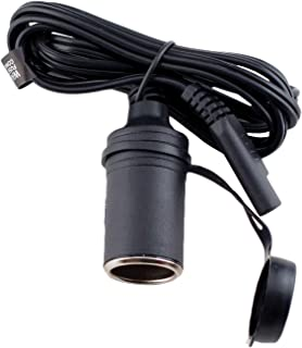 Battery Tender Female Cigarette Adapter Accessory Cable