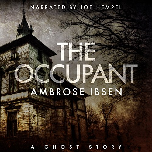 The Occupant audiobook cover art