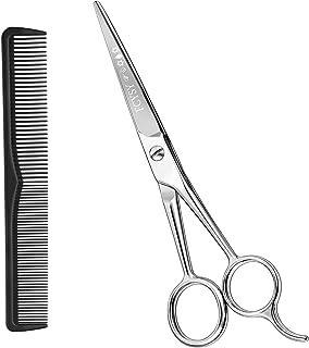 """قیچی برش مو قیچی مو- Fcysy 6 """"آرایشگاه حرفه ای آرایشگر موی شارپ آرایش مو قیچی قیچی قیچی شانه موی زنانه شامل آقایان"""