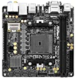 ASRock FM2A88X-ITX Plus Socket FM2 Plus - AMD A88X- DDR3- SATA3&USB3.0- WiFi- A&GbE- Mini-ITX Motherboard