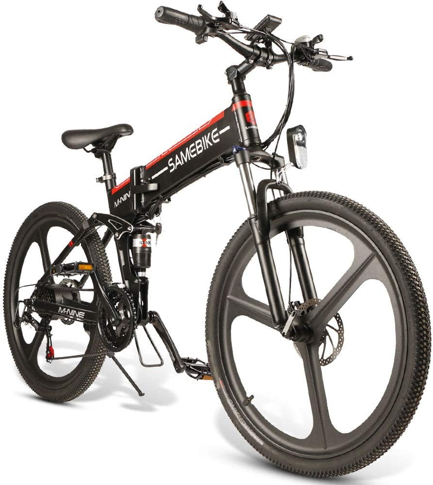 Electric Bike with 26
