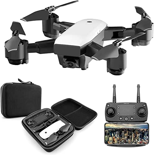 BRAZT Drohne mit Erwachsenenkamera 1080P HD-Fotografie Smart GPS-Positionierung, WiFi One-Button-Start und Rückkehr