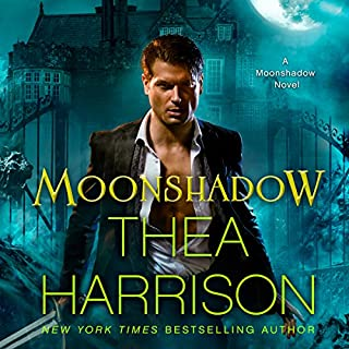 Moonshadow     Moonshadow, Book 1              By:                                                                                                                                 Thea Harrison                               Narrated by:                                                                                                                                 Sophie Eastlake                      Length: 11 hrs and 13 mins     1,376 ratings     Overall 4.6