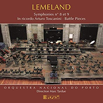 Lemeland: Symphonies No. 8 & 9
