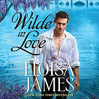 Wilde in Love audiobook cover art