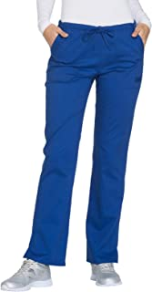 Cherokee Workwear Core Stretch WW130 Mid Rise Drawstring Pant