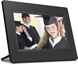 Aluratek (ADPF07SF) 7 Inch Digital Photo Frame - Black
