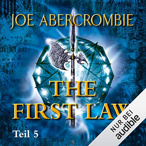 The First Law 5                   Written by:                                                                                                                                 Joe Abercrombie                               Narrated by:                                                                                                                                 David Nathan                      Length: 14 hrs and 7 mins     Not rated yet     Overall 0.0