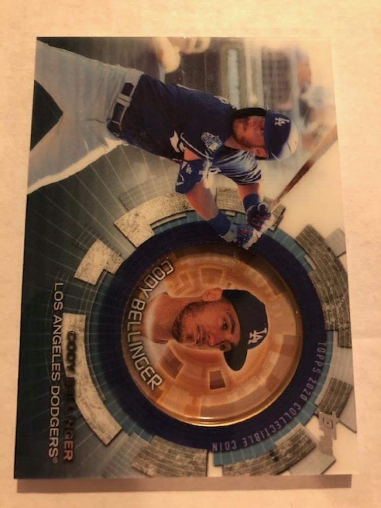 2020 Topps Update Low price Series 3 Cards OFFicial shop Coin Baseball #TBC-CB