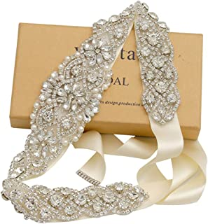 Best ivory ribbon for wedding dress Reviews