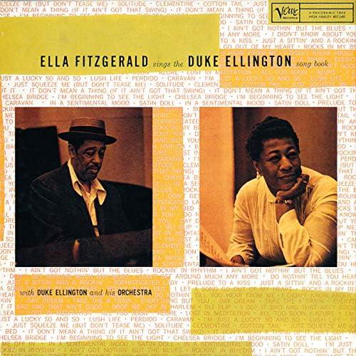 Ella Fitzgerald & Duke Ellington And His Orchestra