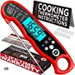 Alpha Grillers Instant Read Meat Thermometer for Grill