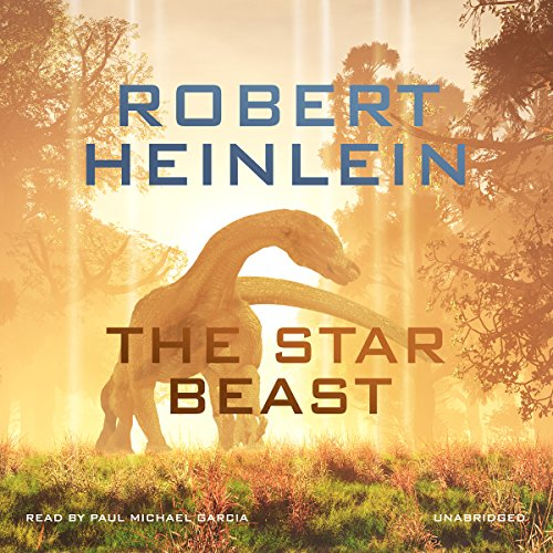 The Star Beast audiobook cover art