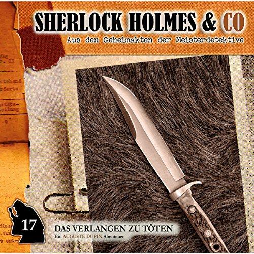 Verlangen zu töten audiobook cover art