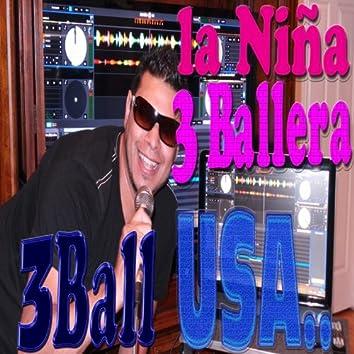 La Niña 3ballera (Bass Version) - Single