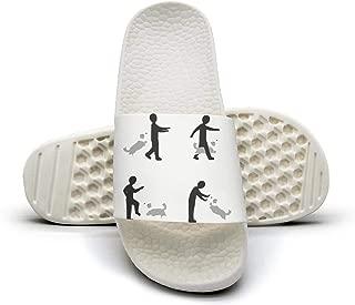 Daily Slipper Sandals Cancer Awareness Unisex Anti-Slip Slide Shoes