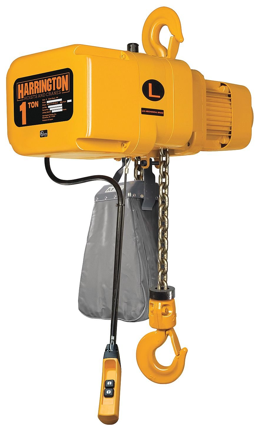 Sales for sale Harrington NER001H-15 Series NER Three Max 46% OFF Phase Hook Electrical Mou