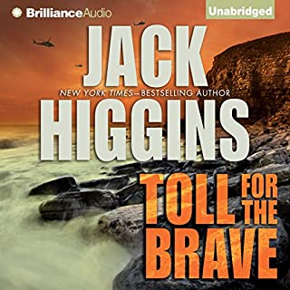 Toll for the Brave audiobook cover art