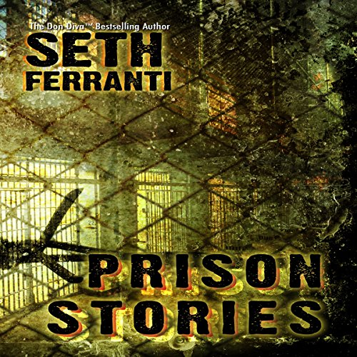 Prison Stories audiobook cover art