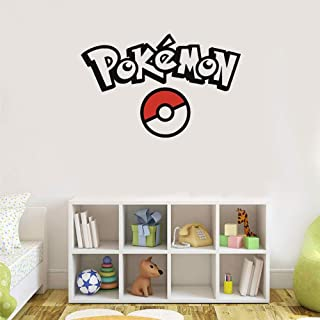 YttBuy Pokemon Wall Decal Pokemon Decals for Wall Pokemon...