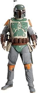 Supreme Collector's Edition Boba Fett Star Wars Costume for Men
