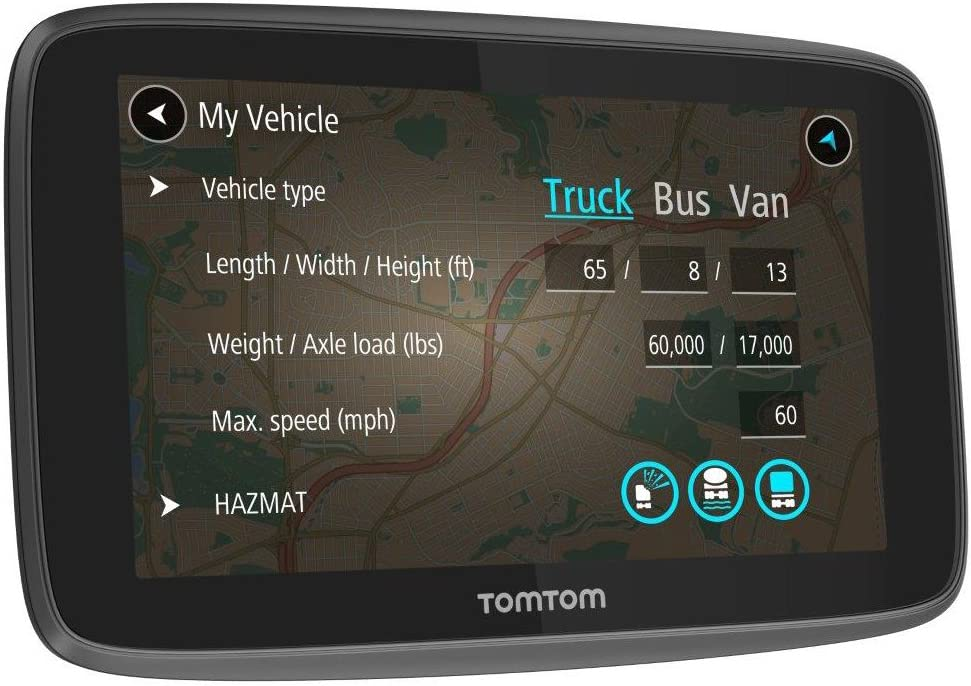 Tomtom Go Professional Gps 15 2 Cm Navigation Car Hifi