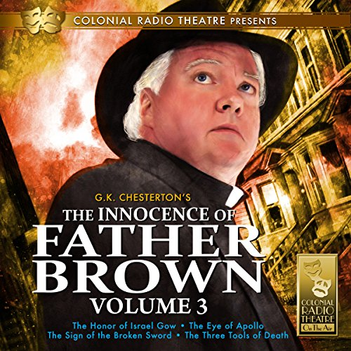 The Innocence of Father Brown, Vol. 3 audiobook cover art