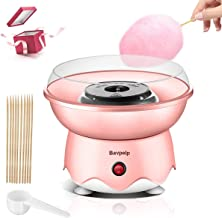 Cotton Candy Machine for Kids Bavpelp Professional Cotton Candy Maker with Hard and Sugar..