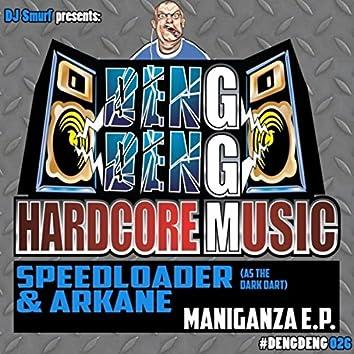 Maniganza - EP