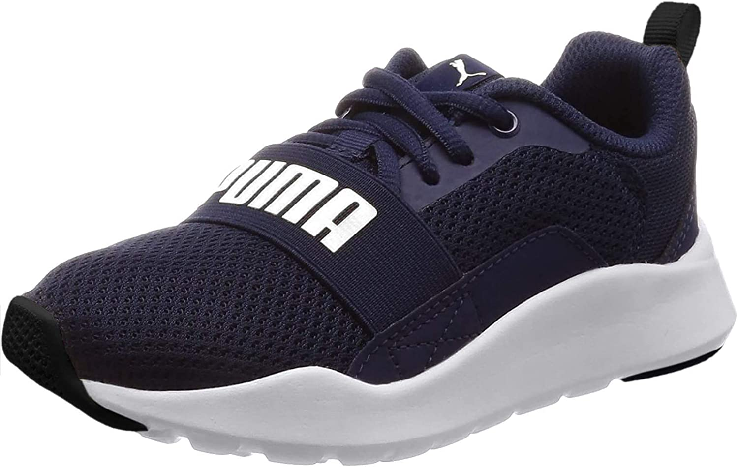 PUMA Wired PS, Sneakers Basses Mixte Enfant : Amazon.fr ...