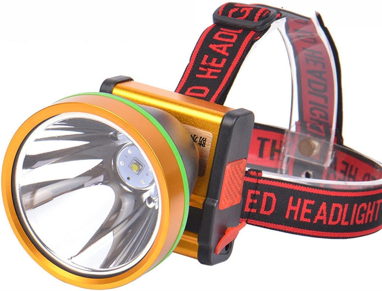 HEADLAMP LIGHT Headlight,Searchlight, Glare, Flashlight, Super Bright, 8500w, Charging, Long Shot, LED, Fishing, Headgear Hiking Headlamps Cycling Lighting Parts