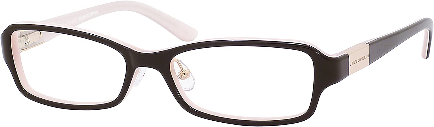 Juicy Couture WILSHIRE F (0ERN) Espresso Ice Pink Eyeglasses 54mm [Apparel]