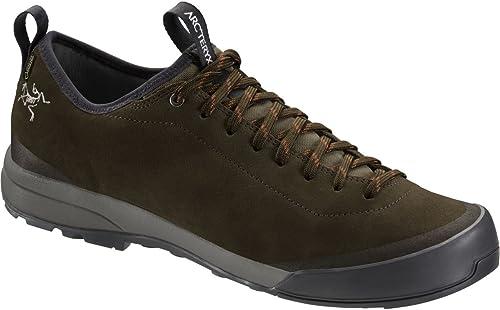 Arc'teryx Acrux SL Leather GTX Chaussures d'approche Homme, wren Teak 2019
