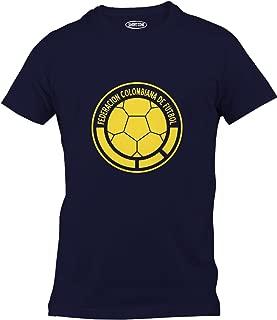 Smart Zone Colombia Shirt James Rodriguez Men's T- Shirt