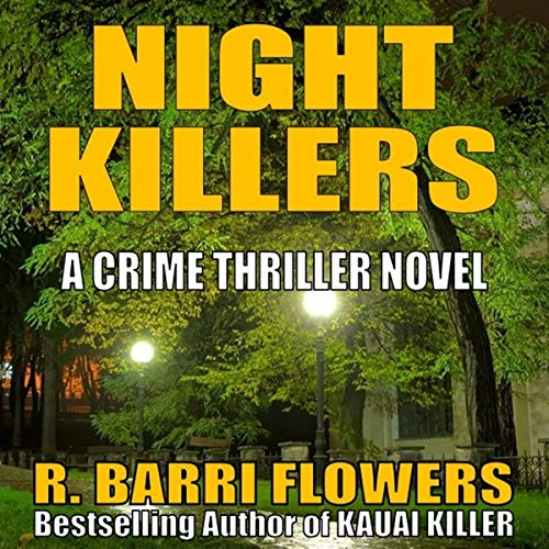 Night Killers audiobook cover art