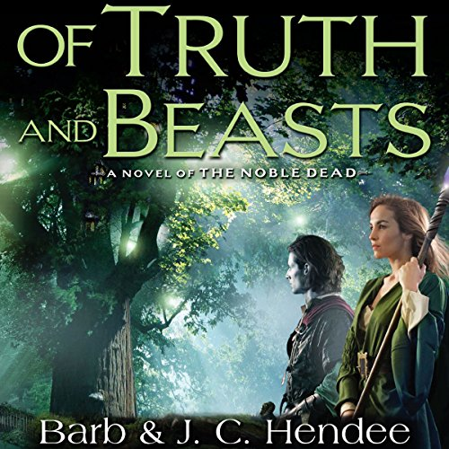 Of Truth and Beasts audiobook cover art