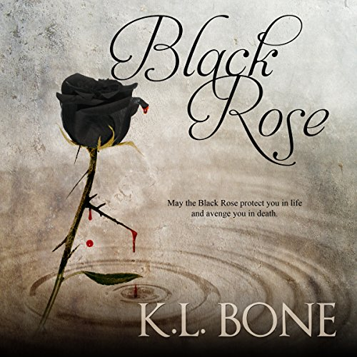 Black Rose audiobook cover art